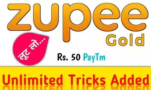 Zupee Gold App Unlimited Tricks