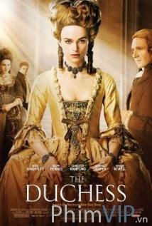 Quý Bà Công Tước - The Duchess poster