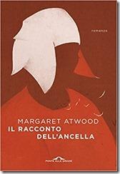 Il Racconto dell'Ancella - copertina - Margaret Atwood