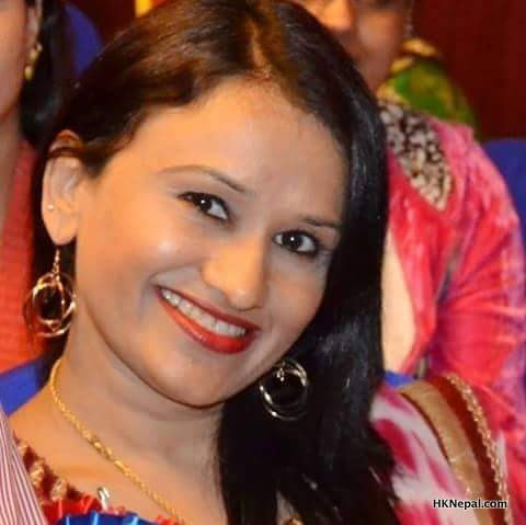 यूएईमा जमेकी महिला व्यवसायी दीपा पाण्डे