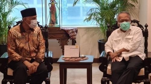 Temui Menteri PUPR, Gubernur Mahyeldi Usulkan Percepatan Pembangunan Infrastruktur Cepat Terealisasi