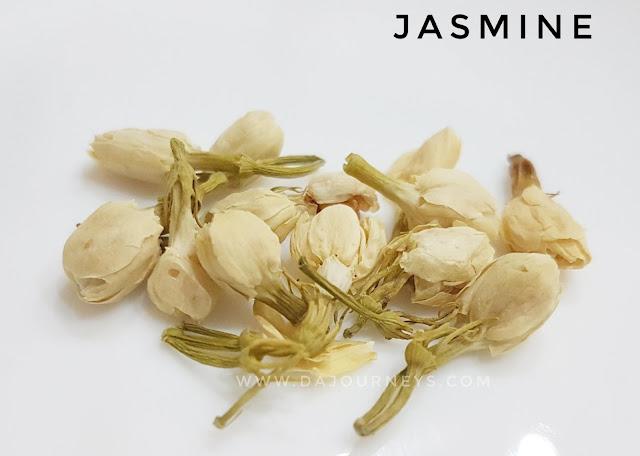 Manfaat dan Khasiat bunga Jasmine
