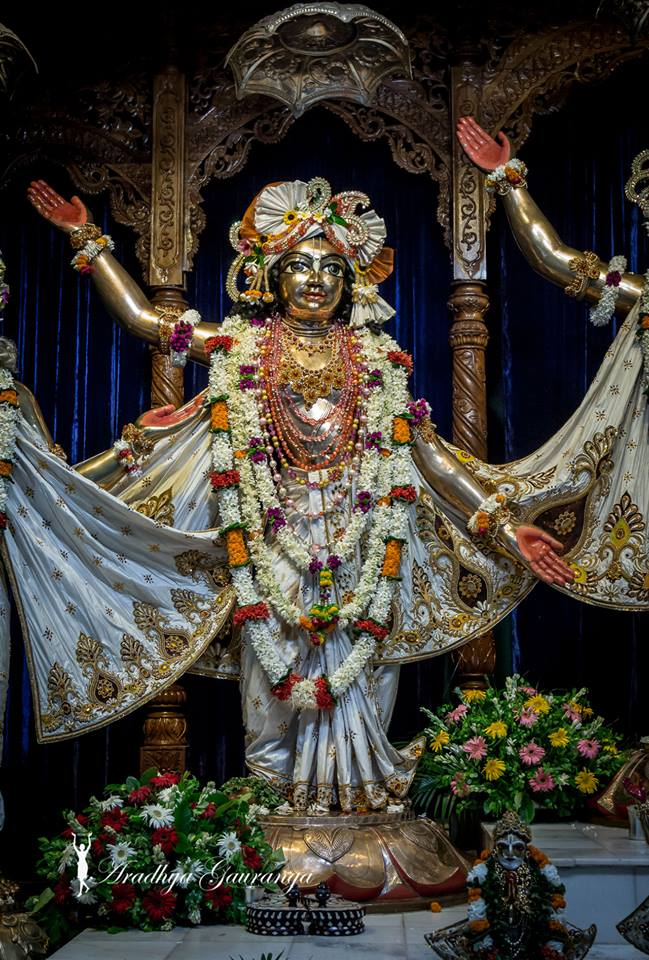 ISKCON Mayapur  Deity Darshan 22 July 2016 (29)