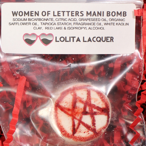 Women of Letters Manibomb Supernatural