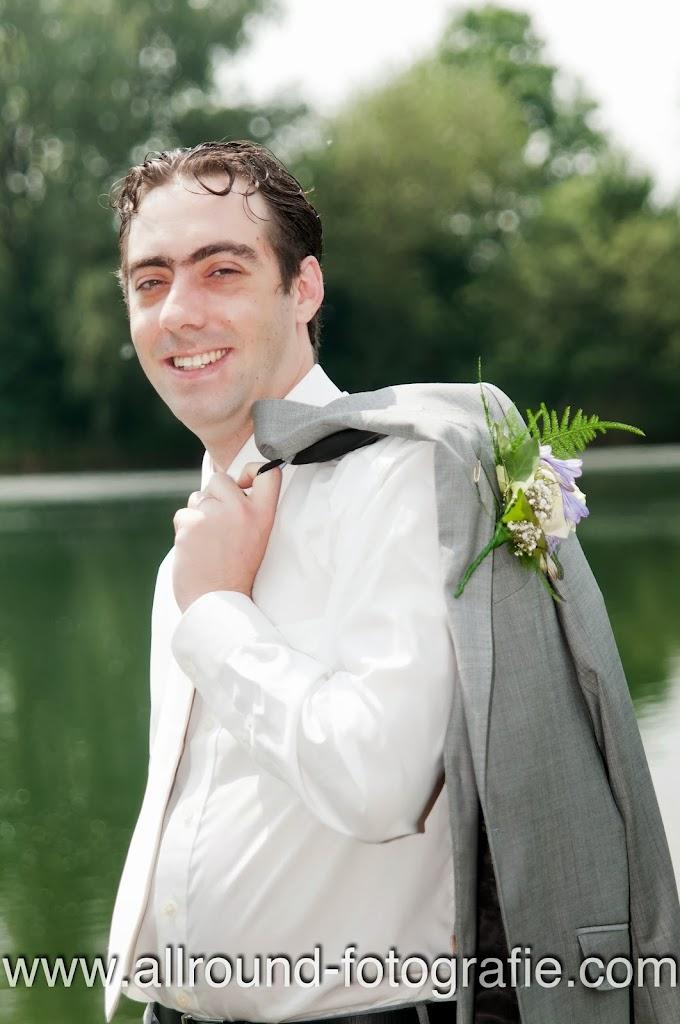 Bruidsreportage (Trouwfotograaf) - Foto van bruidegom - 008