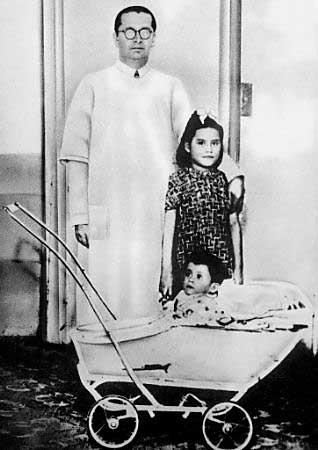 Lina Medina - La madres más joven del mundo con 5 años, 7 meses y 21 días de edad