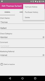 Salon Iris: Salon Spa Software- screenshot thumbnail