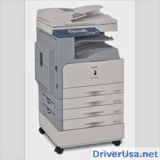 download Canon iR2022i printer's driver