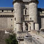 Château de Vincennes : châtelet et donjon