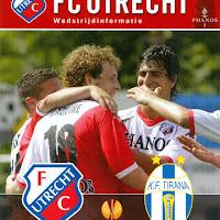 FCU Programmaboekjes 2010-11