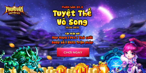 Phong Van Truyen Ky 30.0 screenshots 15