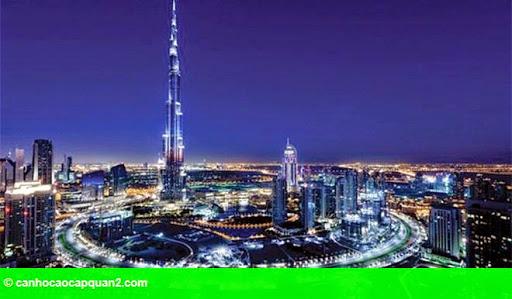 Hình 1: Bất động sản Dubai nhanh chóng hồi sức