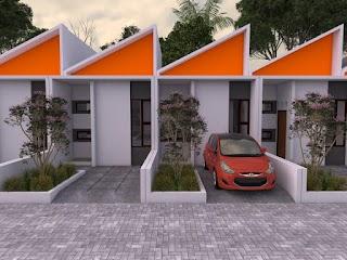 Rumah dijual Murah di Jatiranggon Bekasi Bisa KPR DP Suka Suka