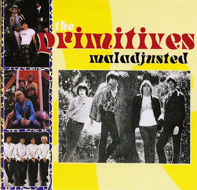 the Primitives ~ 2001 ~ Maladjusted