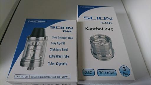 DSC 2477 thumb%25255B2%25255D - 【タンク】「Innokin SCION TANK」(イノキンサイオンタンク)レビュー。イノキンの爆煙アトマイザー!!素人にもおすすめできる、、、のか?