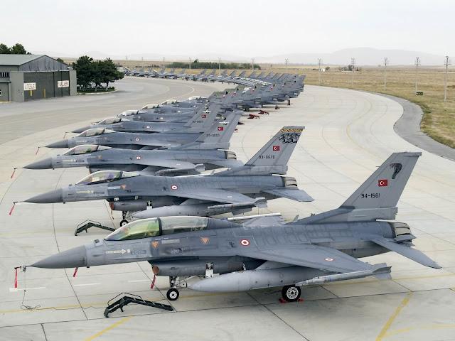The Syrian war spreads outward