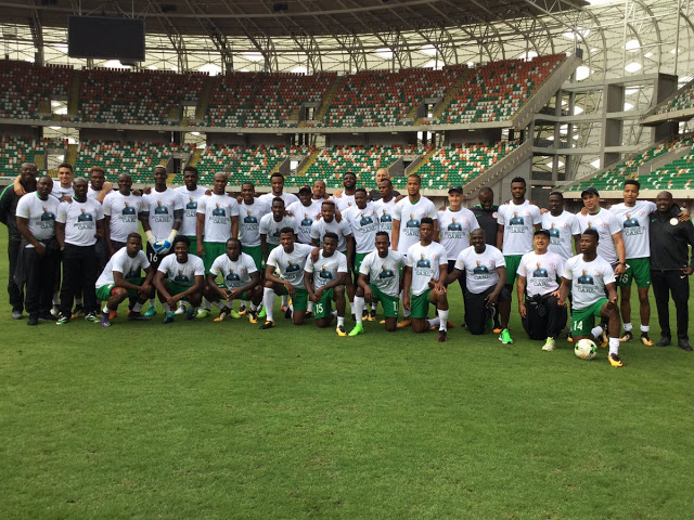 FIFA Ranking: Ekpo urges Super Eagles not to be distracted