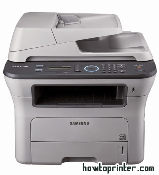 how to adjust counters Samsung scx 4828fn printer