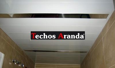 Profesionales techos de aluminio para cocinas Madrid
