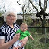 Elizabeth - Zoo with Grandma Loless