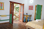 tarzan house - interni