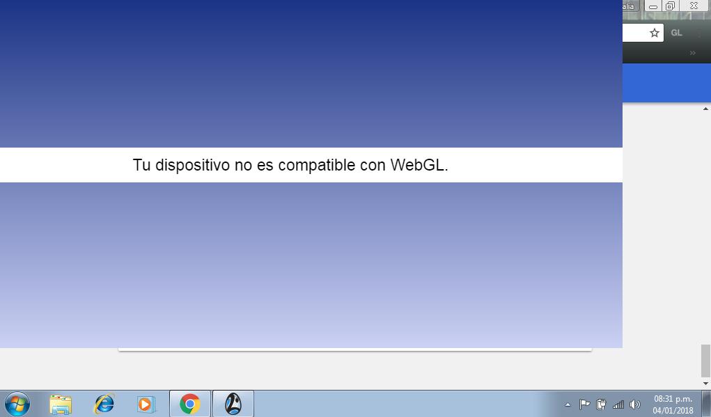 Como Puedo Hacer Compatible Webgl Ayuda De Google Chrome