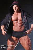Russian Monster Eugene Mishin - Massive Competitive Bodybuilder