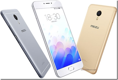 Meizu M3 Note Siap Saingi Redmi Note 3