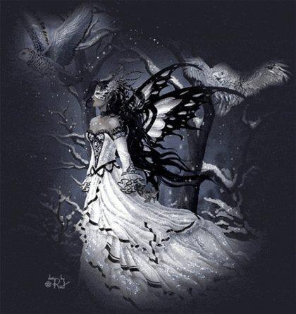 Dark Fairy, Fairies Girls