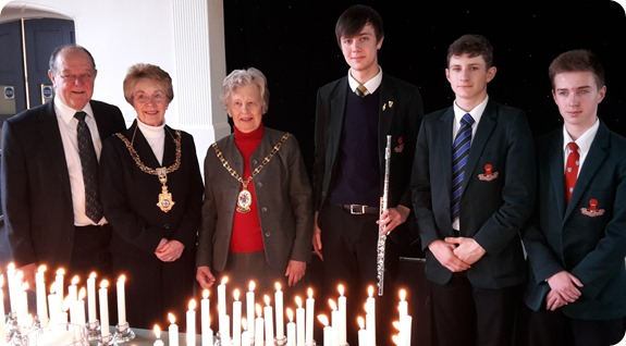 Holocaust Memorial Day 1