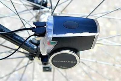 Cargador para bicicletas