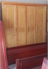 Tủ quần áo gỗ MS-197