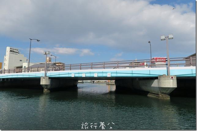 四國德島 葫蘆島周遊船 新町川水際公園 (22)