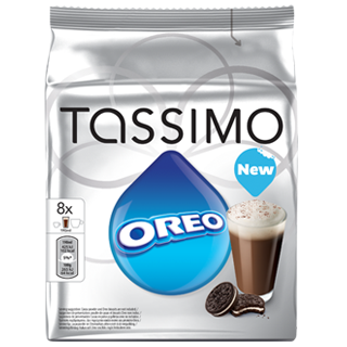 tassimo oreo. Black Bedroom Furniture Sets. Home Design Ideas