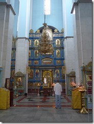 khabarovsk cathedrale Assomption iconostase