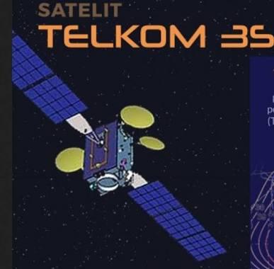 Frekuensi Telkom 3s 118.0°E Terbaru Update 2 September 2017