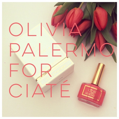 Olivia Palermo for Ciate London Nantucket Nail Polish