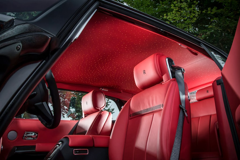 Rolls Royce Chicane Coupe Interior 2