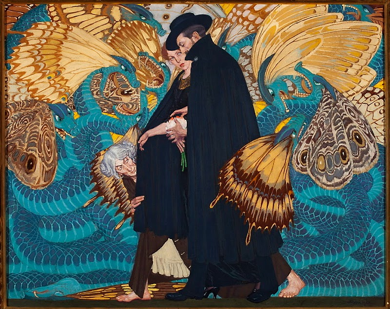 Edward Okun - The War and Us, 1923