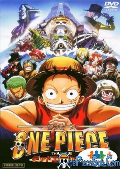 One Piece The Movie 4