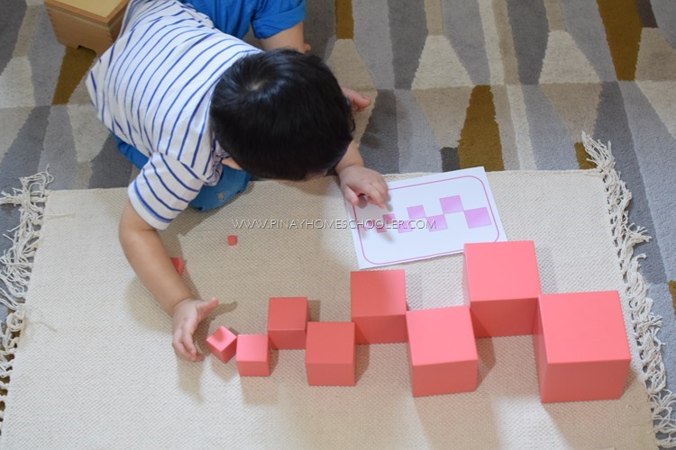 The Pink Tower Pattern Building