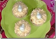 Cupcake nido
