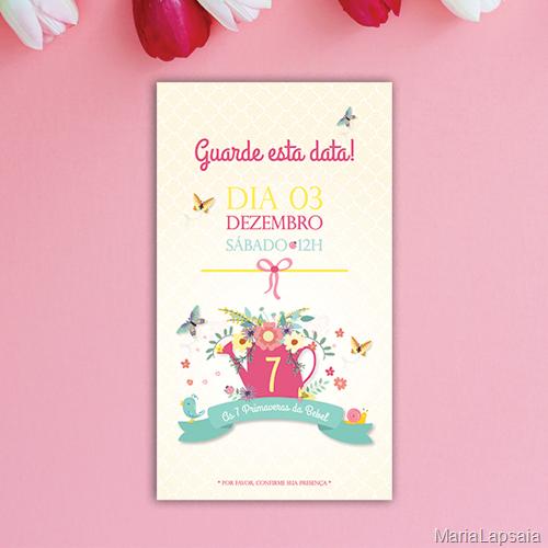 Maria_Lapsaia_Festa_Primavera_Jardim_flores_Borboleta_Rosa e amarelo_Save_The_Date