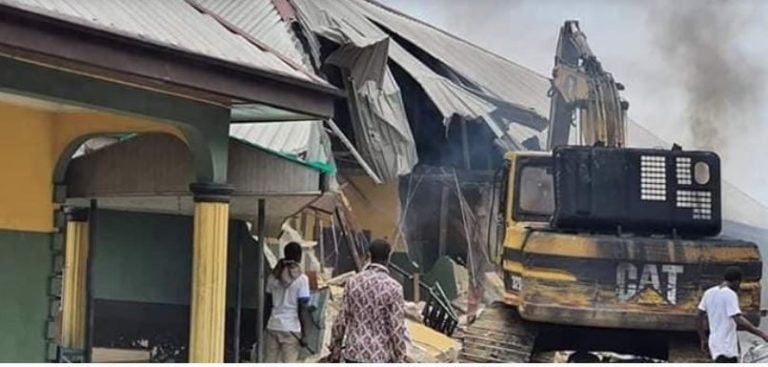 I  Did Not Violate Any Law – Owner Of Demolished Hotel In Rivers Says