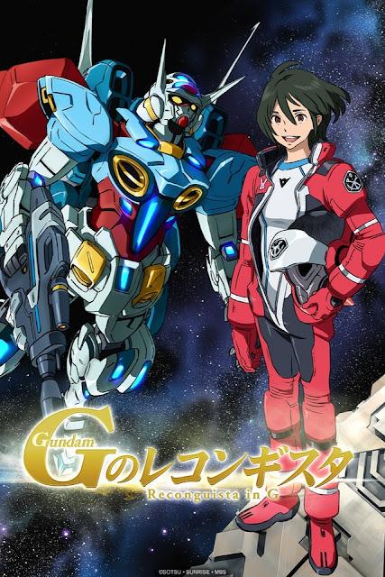 Gundam – Reconguista in G