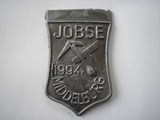 Naam: JobsePlaats: MiddelburgJaartal: 1994