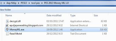 Cara Menambah Uang di Master League PES 2013 - AEP Saepuloh