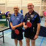 2015 - Pin Pongers in de Duo Cup