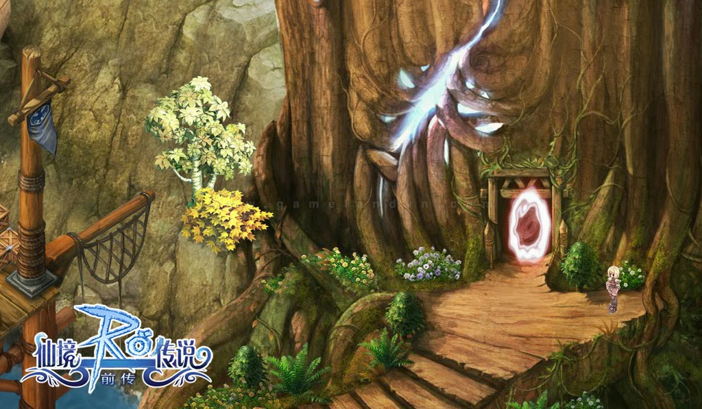 Đóng cửa Ninja, Dream2 làm webgame Ragnarok 10