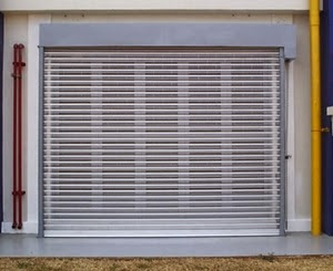 Jual Rolling Door & Folding Gate Industry Bekas Murah Surabaya Timur